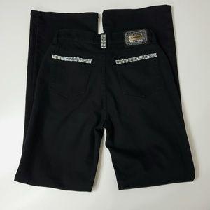 Lawman Western slim fit embellished jeans size 5